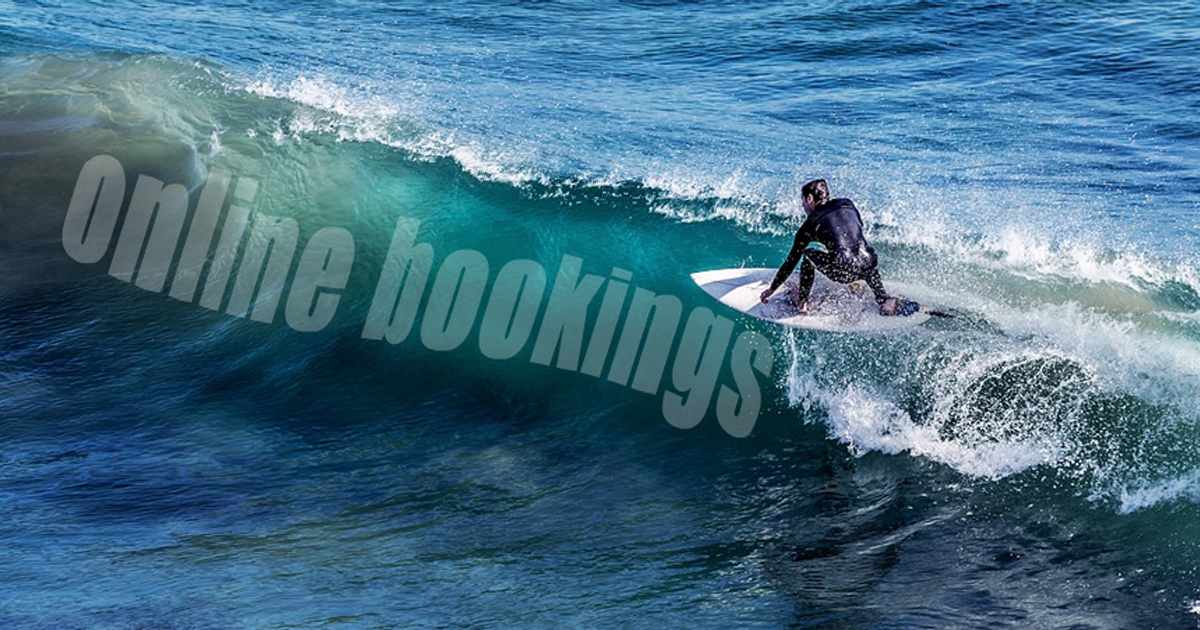 Riding the wave on online bookings