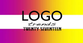 Brand Logo trends 2017