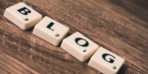 Build authority via a blog