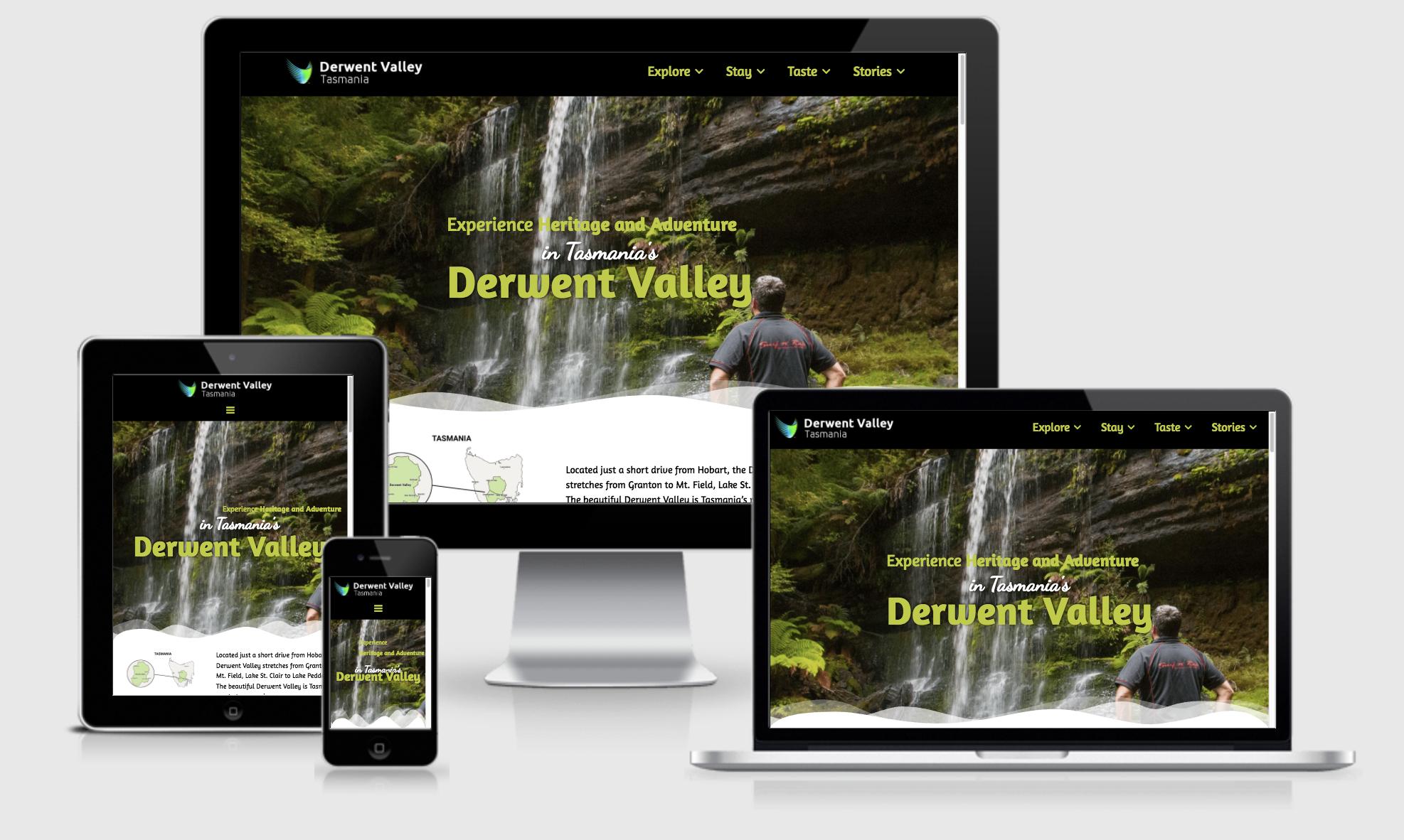 Client - Derwent Valley Tasmania