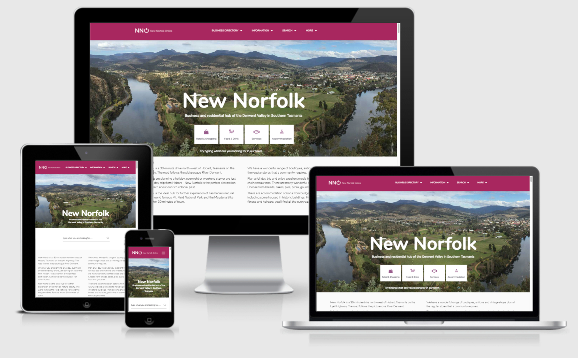 Client New Norfolk Online