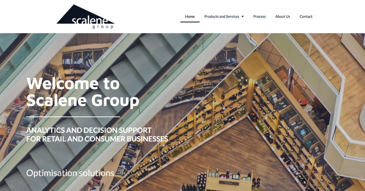 Scalene Group feature