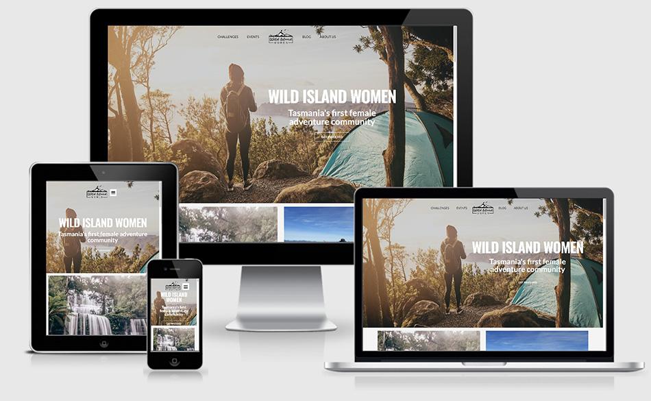 Wild Island Women