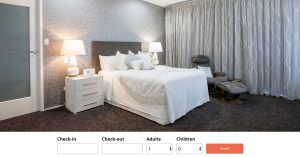 B&B website direct bookings